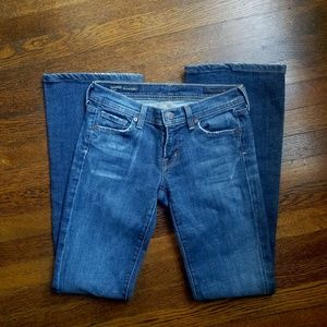 COH Ingrid Flair Blue Jeans size 27